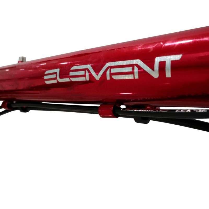 Jual Element Mtb Element Troy Sepeda Lipat Chrome Edition 16 Inch 10 Speed Online November 2020 Blibli
