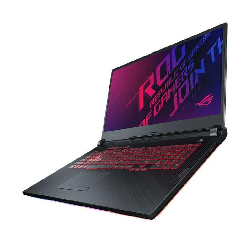 ASUS ROG Strix G512LI I565B6T Ci5 10300H 15 6 FHD 144Hz DDR4 8GB 512GB PCIe Windows 10 GTX1650Ti GDDR6 4GB