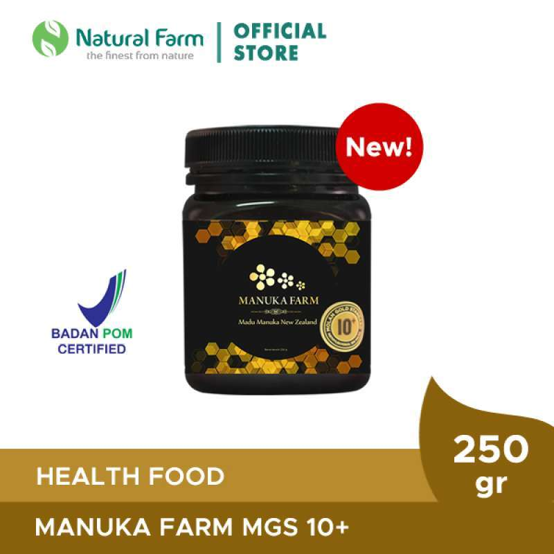 Manuka Farm MGS 10 250gr