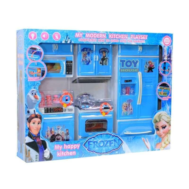 Video Mainan Anak Perempuan Masak Masakan