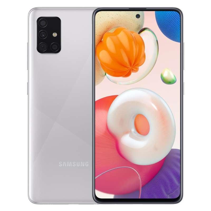 Jual Samsung A51 8 128gb Haze Silver Online April 2021 Blibli