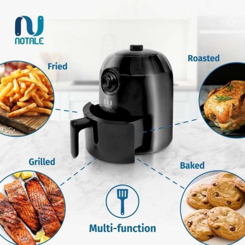 Jual Notale Compact Air Fryer Penggoreng Tanpa Minyak No Oil 800w 2l Online November 2020 Blibli Com