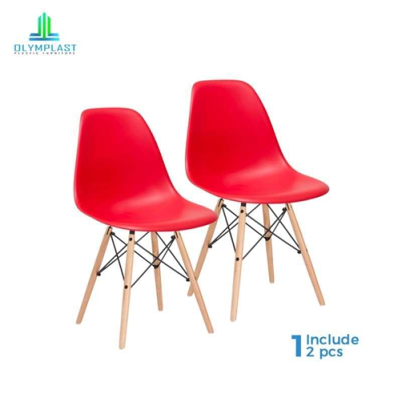 Jual Olymplast Kursi Plastik Kursi Cafe Milenial Chair Included 2pcs Online November 2020 Blibli Com