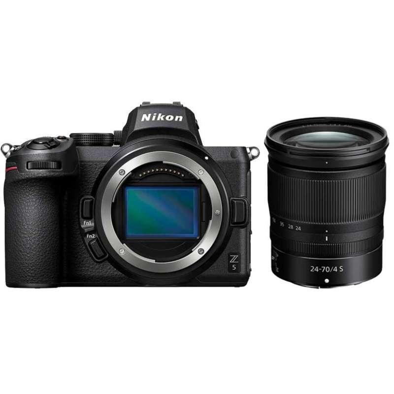 Nikon Experience Hub Nikon Z5 Full Frame Mirrorless 24 70 F 4 S