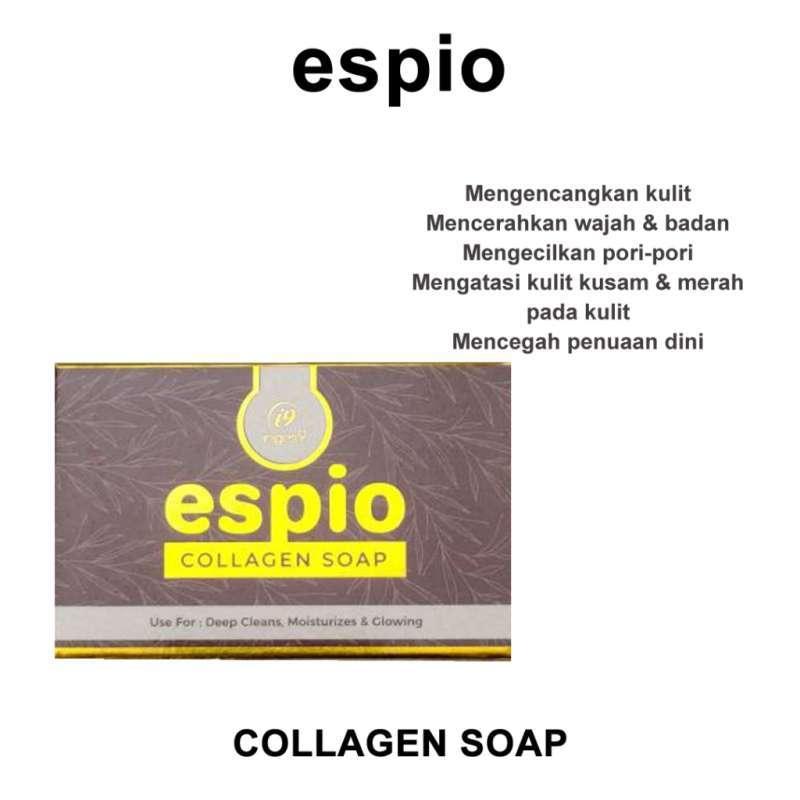 Jual Espio Collagen Soap Sabun Espio Online Maret 2021 Blibli