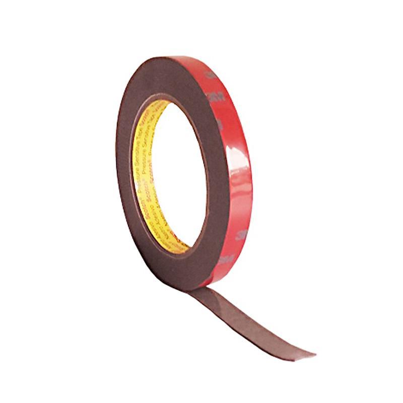 3M AFT Acrylic Foam Tape 5666 Double Tape Mobil [12 mm x 4.5 m/1 Roll]