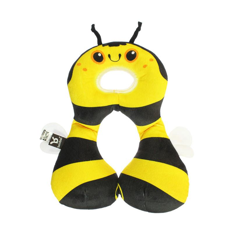 harga Chanel7 Head Rest Support Travel Bantal Leher - Bee Blibli.com