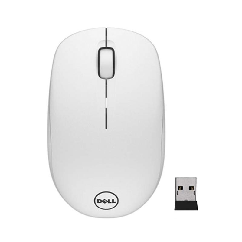 Dell WM126 Original Optical Mouse Wireless - Putih