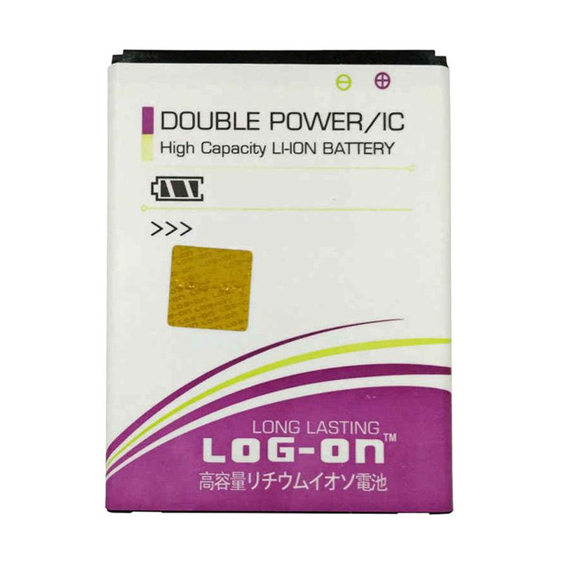 Log On Double Power BL-4U Battery for Nokia E66 [2000 mAh]