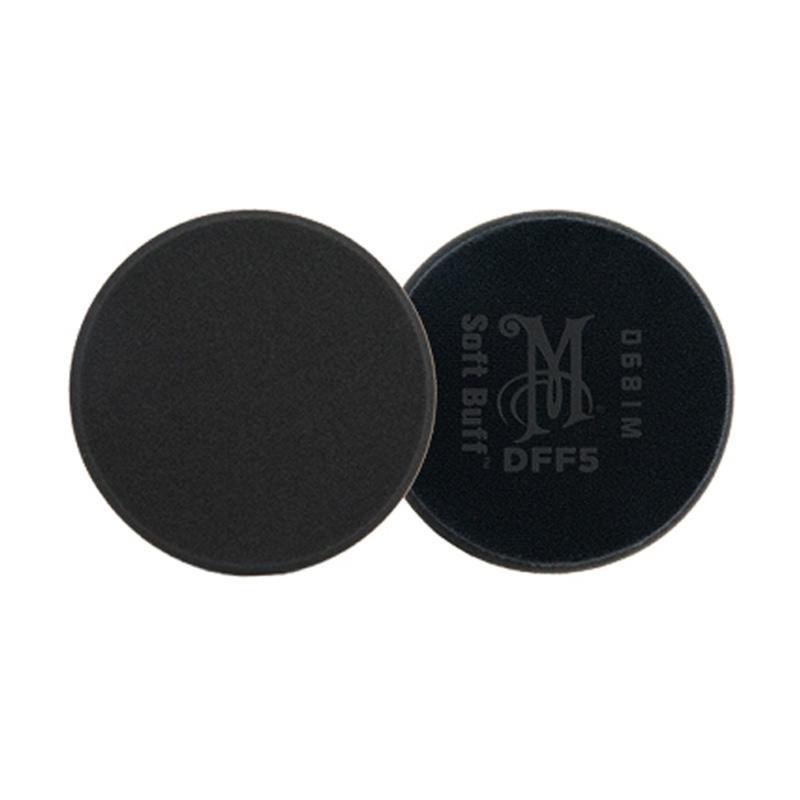 Meguiar's DFF5 Soft Buff Foam Polishing Pad [5 Inch]