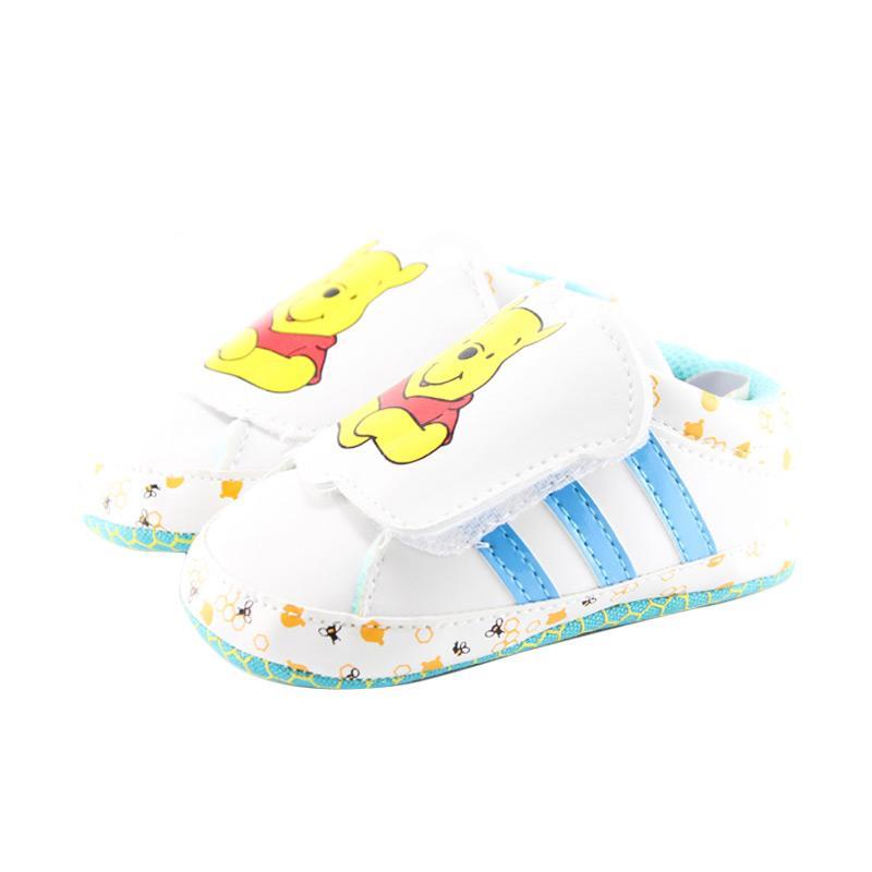 Jual sepatu prewalker pooh cek harga di PriceArea.com 1d05d898e3