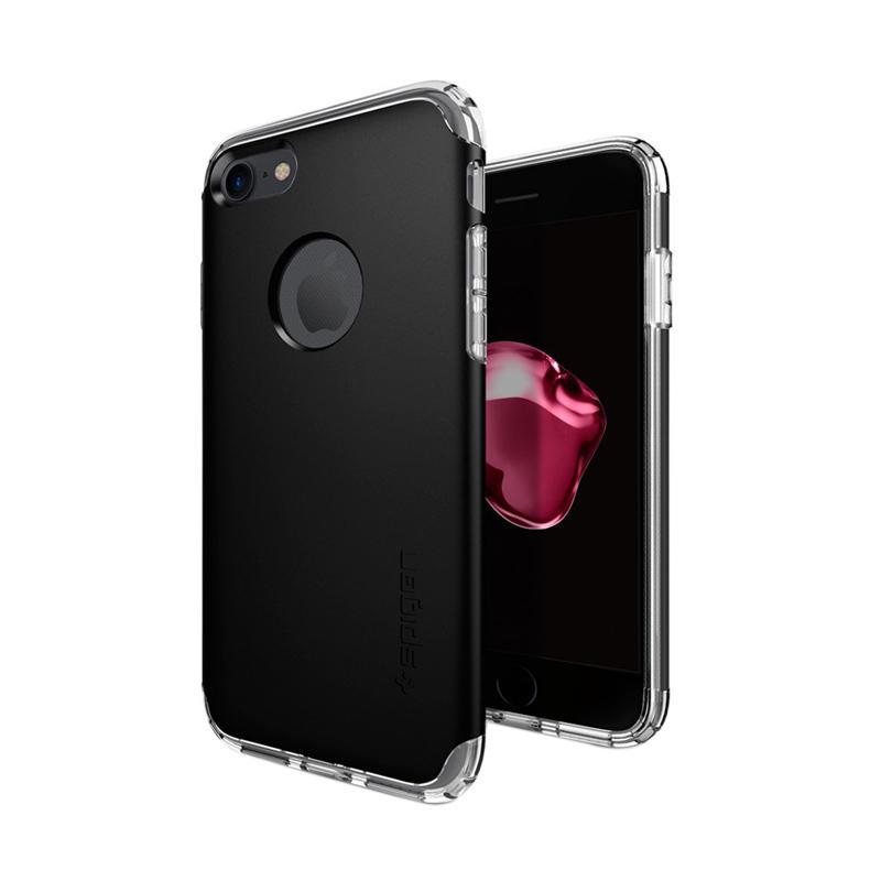Spigen Hybrid Armor Casing for iPhone 7 - Jet Black