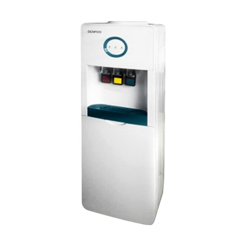 Denpoo DDK 1105 Water Dispenser - White [Top Loading]