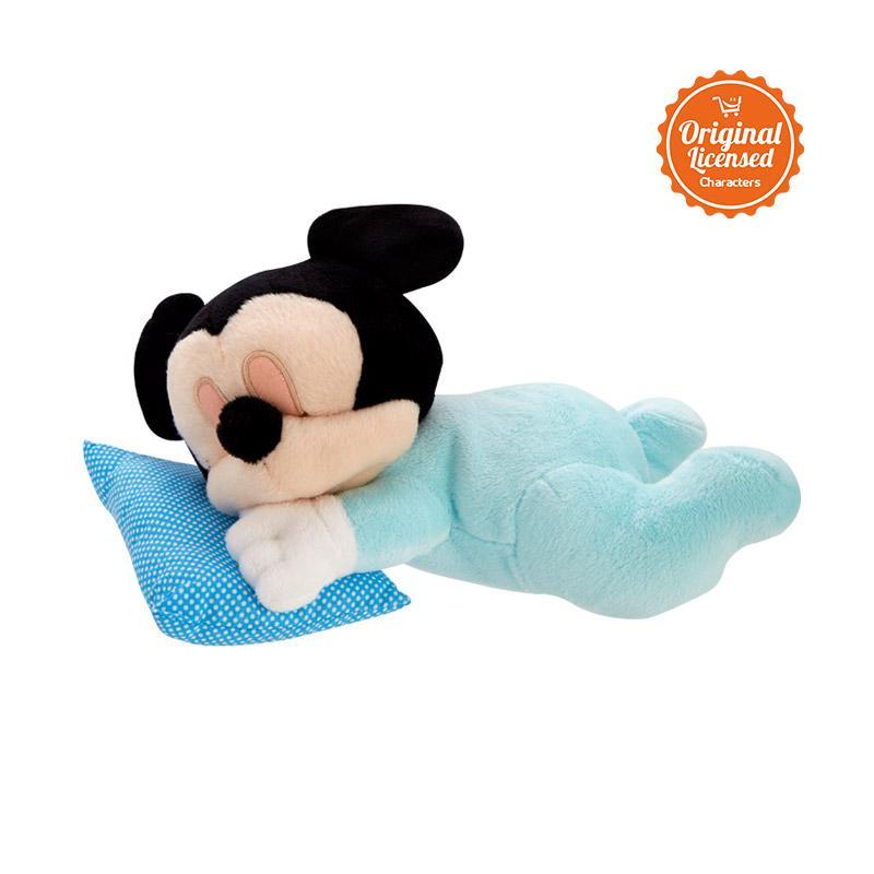 harga Disney Laying Mickey Mouse Boneka Plush [12 Inch] Blibli.com