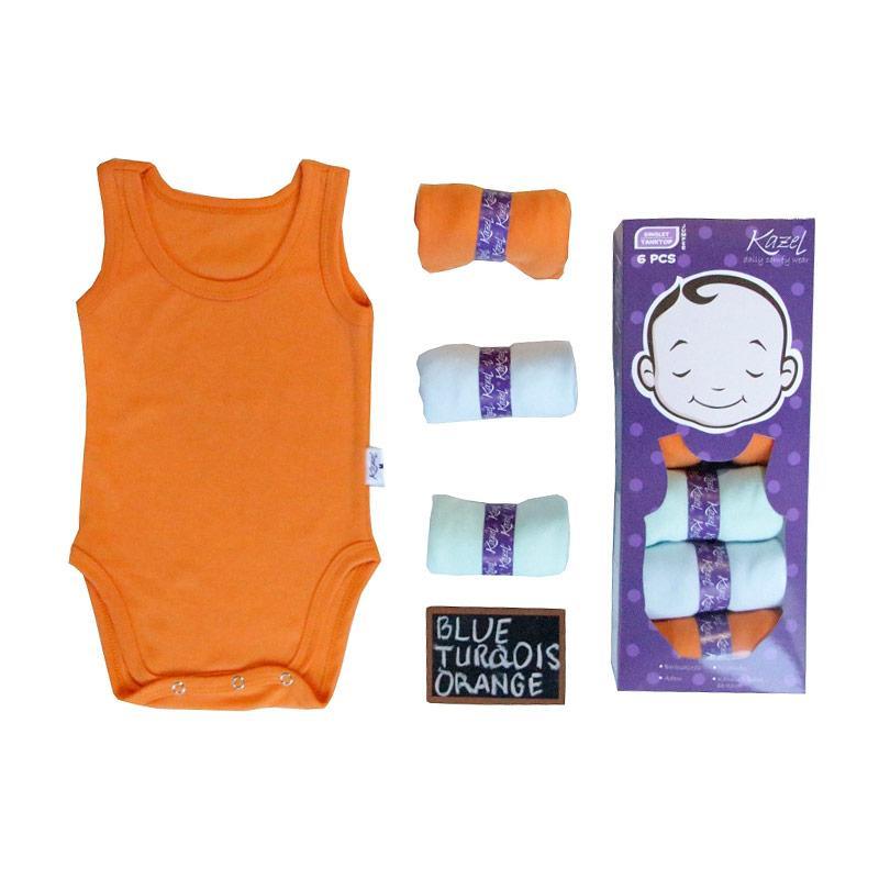 Jual Kazel Singlet Jumper New / Baju bayi s.d Batita / 0 - 2 yr Online - Harga & Kualitas Terjamin | Blibli.com