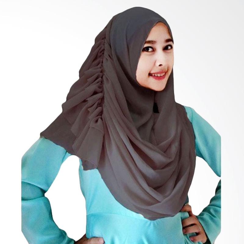 Kus Group Hijab Cassanova Kerudung - Hitam