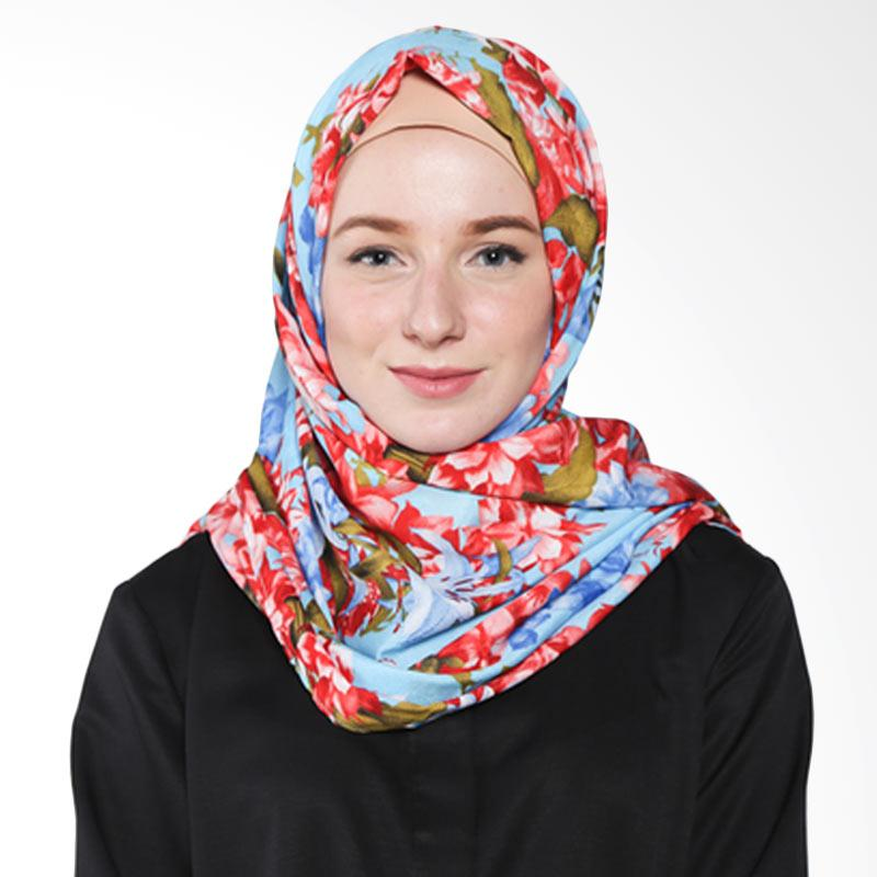 Rauza Rauza Jade Summer Shawl Hijab - Biru