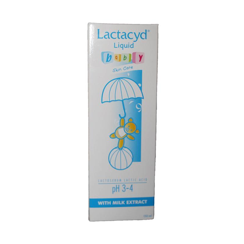 harga Lactacyd Liquid Baby Skin Care Sabun Bayi [150 mL] Blibli.com