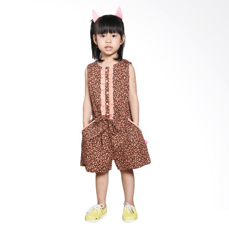 Pretty Girl 2DOZIA00 Dozia Casual Woven Dress Anak