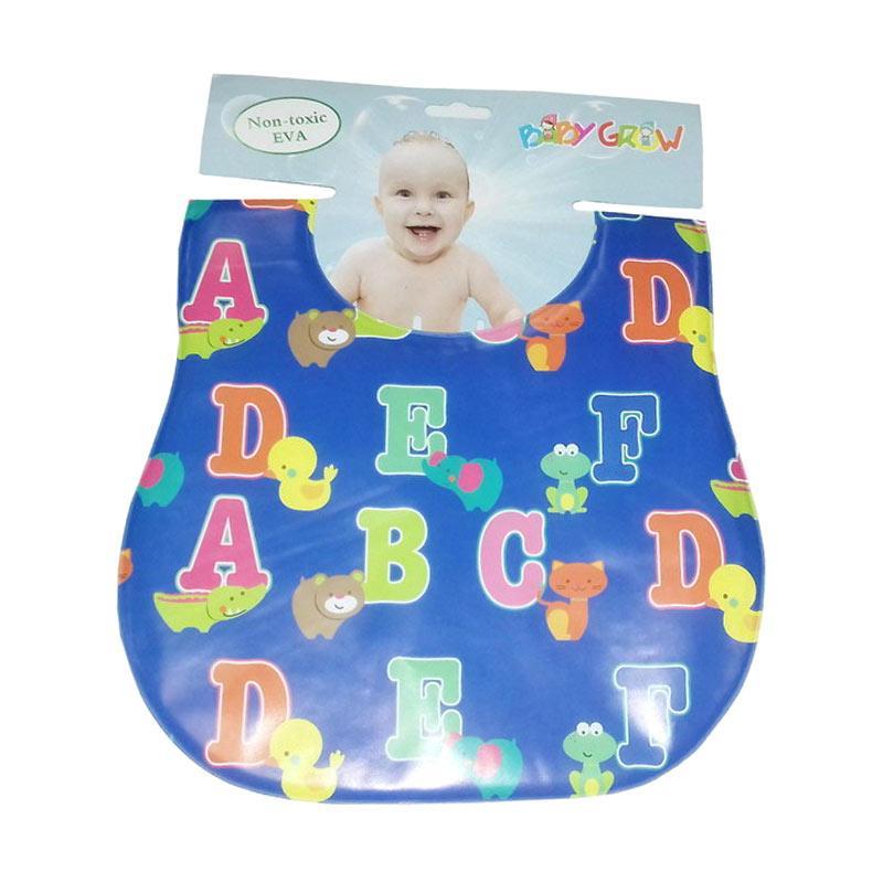 Chloebaby Shop S206 Bib Plastik ABC BabyGrow Celemek Bayi