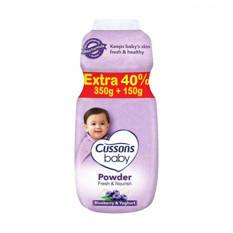 Cussons Baby Powder Fresh and Nourish - 350+150gr