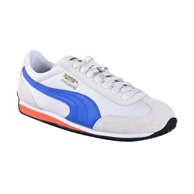 1e81df7c2adc PUMA Whirlwind Classic Sepatu Olahraga - White 351293 76