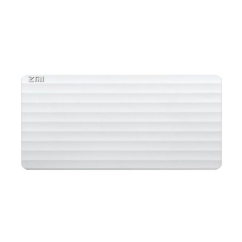 harga Xiaomi ZMI Original Slim Powerbank - White [10000 mAh] Blibli.com