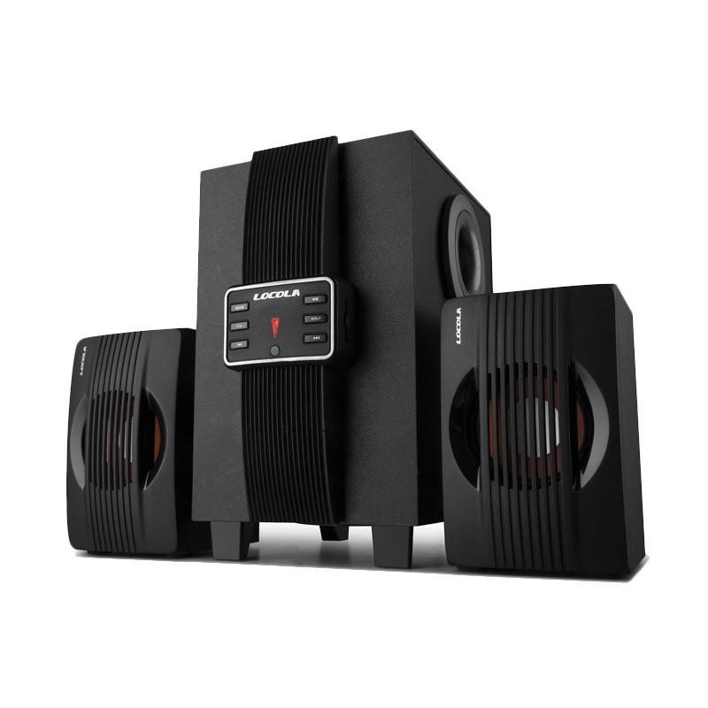 harga Power Up S011 Speaker 2.1 Subwoofer Komputer Blibli.com