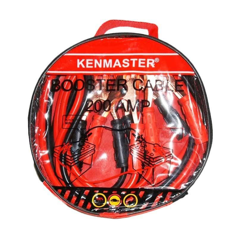 harga Kenmaster Kabel Jumper Aki / Booster Cable [200 Amp] Blibli.com