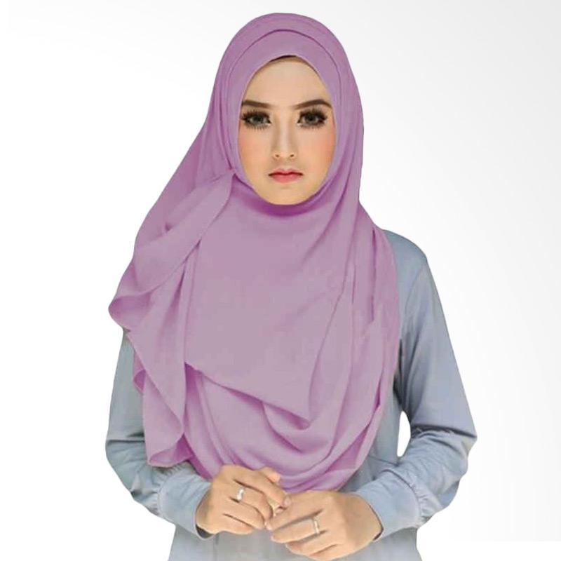 Kus Group Hijab Tazkia Kerudung - Lavender