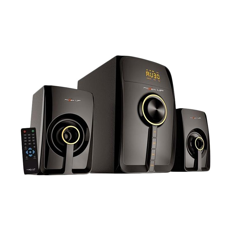 harga Power Up S03 Speaker 2.1 Subwoofer Komputer Blibli.com