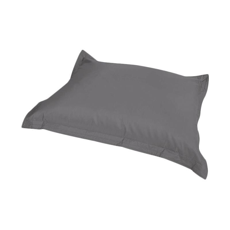 Prissilia Bean Bag Pillow Bantal Duduk - Grey