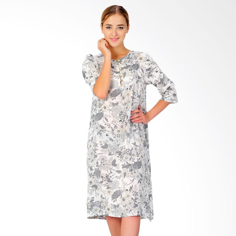 SJO & Simpaply Castera Natural Flower Womens Dress