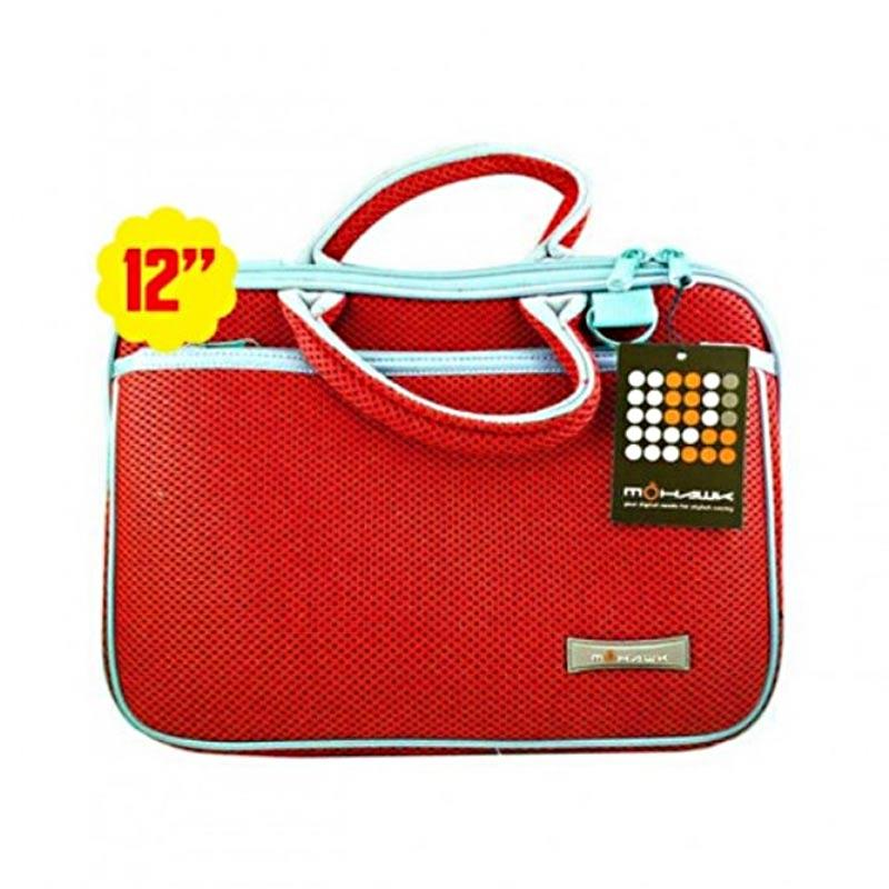 harga Mohawk 3008 Notebook Softcase Tas Laptop - Red [12 Inch] Blibli.com