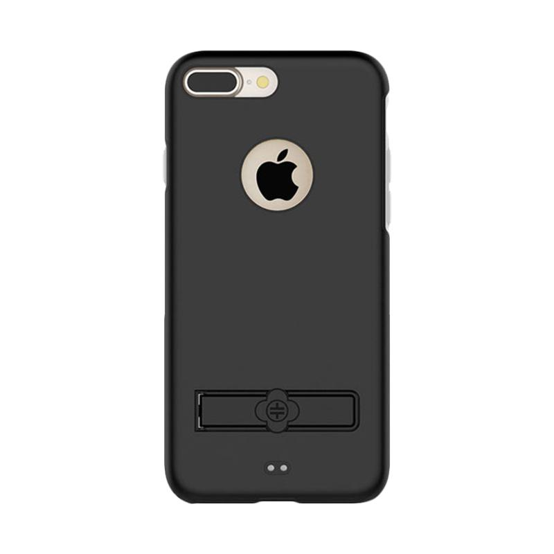 Totu Jaeger 2 Plus Holder Casing for iPhone 7 - Black