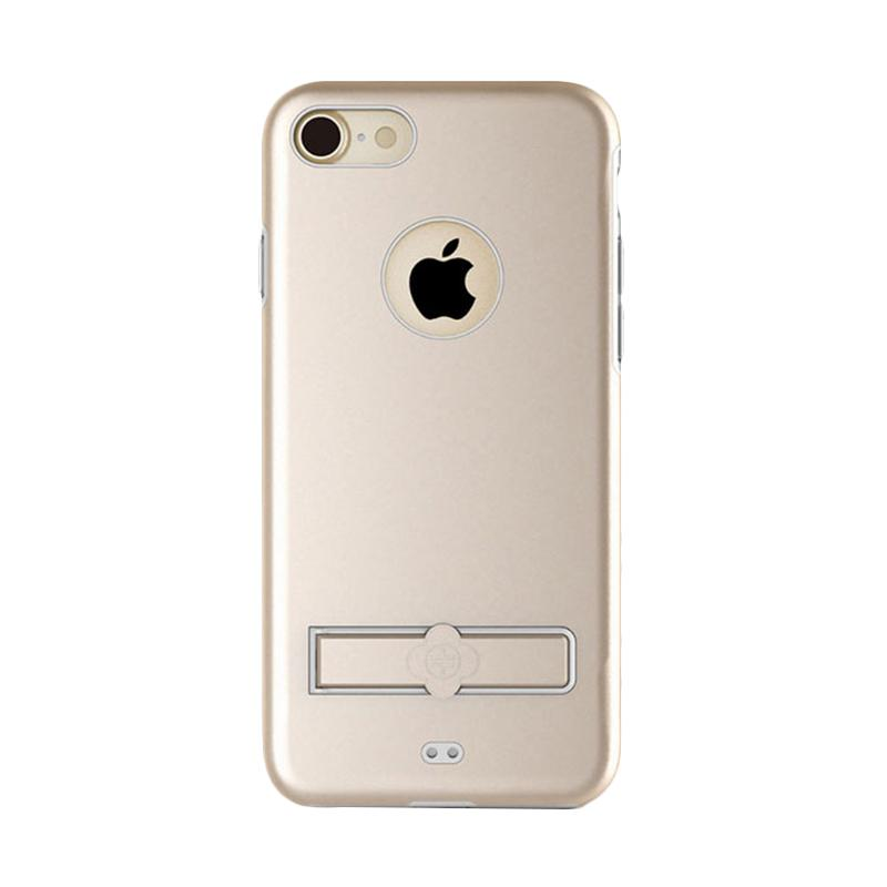 Totu Jaeger 2 Plus Holder Casing for iPhone 7 - Gold