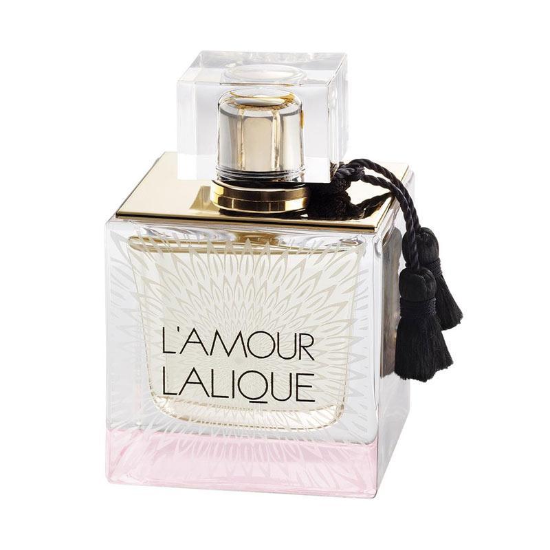 Lalique L'Amour Eau de Parfum Parfum Wanita [100 mL]