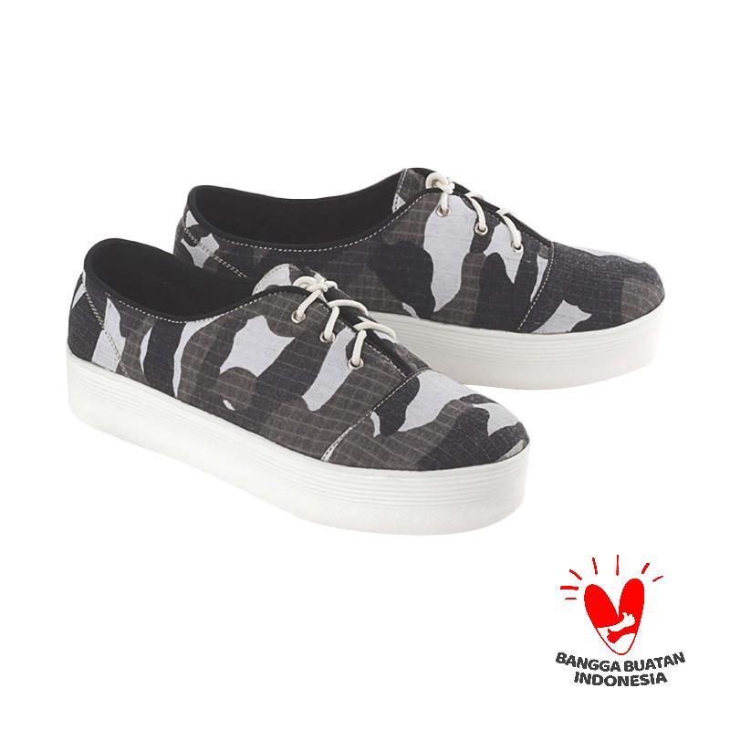 Blackkelly LDO 701 Sepatu Sneakers Casual Wanita