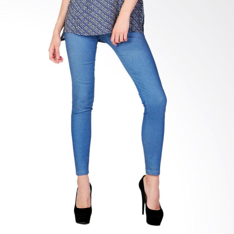 SJO's & SIMPAPLY Women's Legging - Light Blue