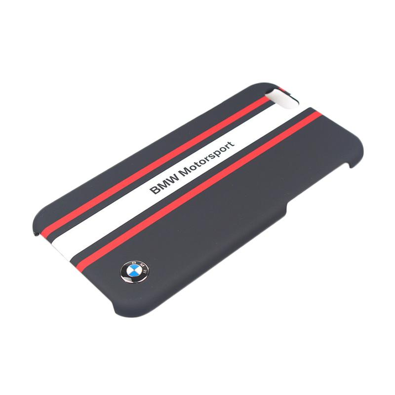 BMW Motorsport Casing for iPhone 6 Plus Shinny - Navy