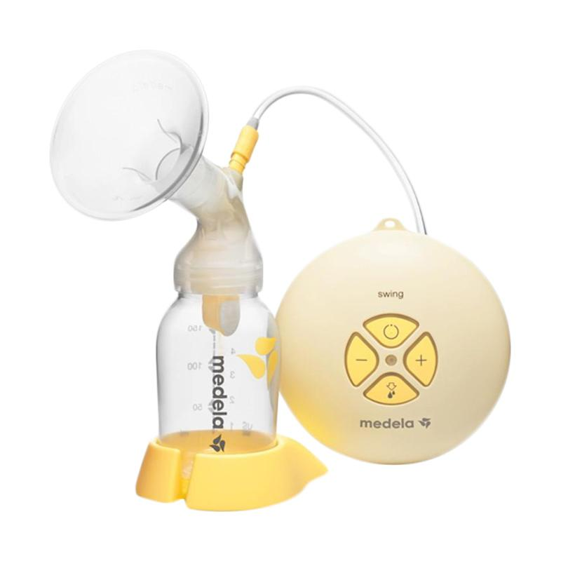 Medela Swing Breast Pump Pompa ASI with Dot Calma