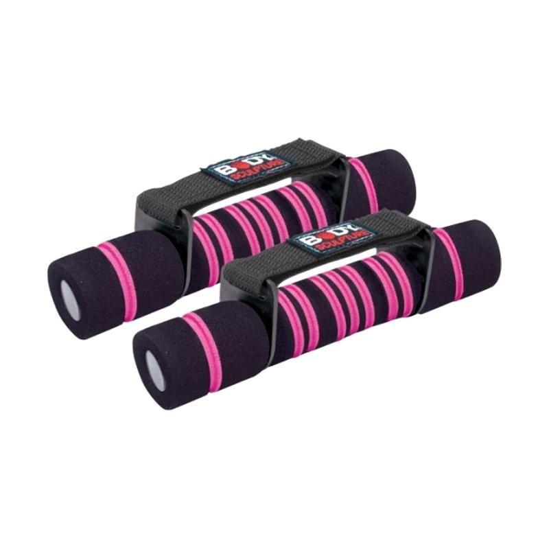 harga Body Sculpture Dumbell Softway Alat Fitness - Pink [2 lb] Blibli.com
