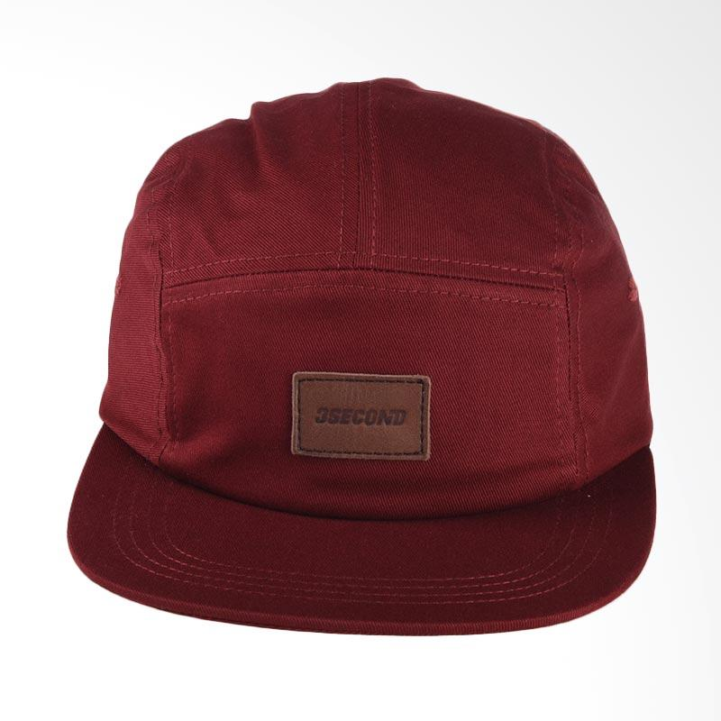 3Ssecond Patch Classic Caps - Red 105041718