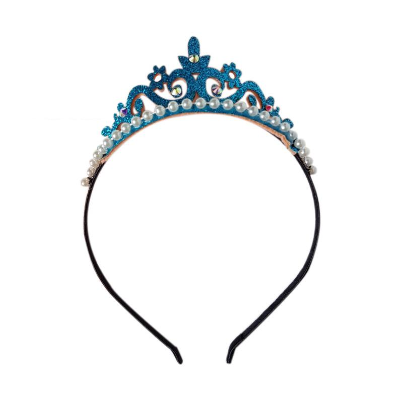 Essentia Crown Princess Bando Anak - Blue