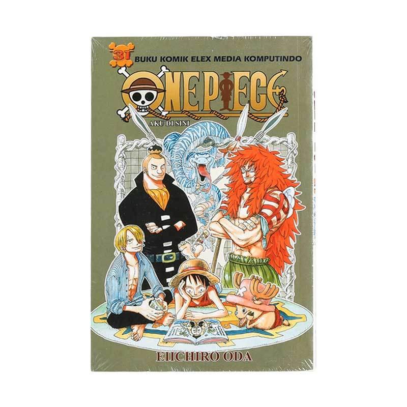 Elex Media Komputindo ONE PIECE 31 Buku Komik [200019064]