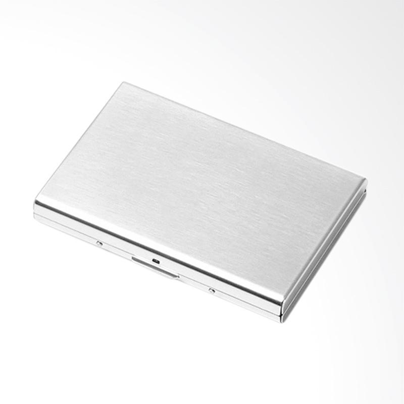 Kelebihan Kekurangan Enable Man FP Slim Aluminium 6 Slot Dompet Kartu Pria  - Silver Dan Harganya fbdf4fffc8