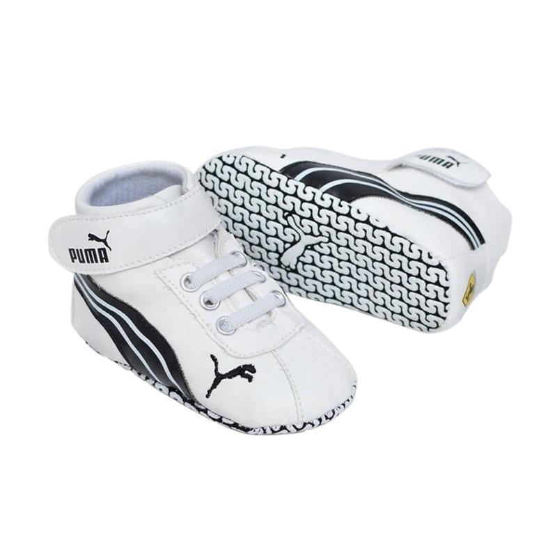 harga PUMA Prewalker Sport Sepatu Anak Laki - White Blibli.com