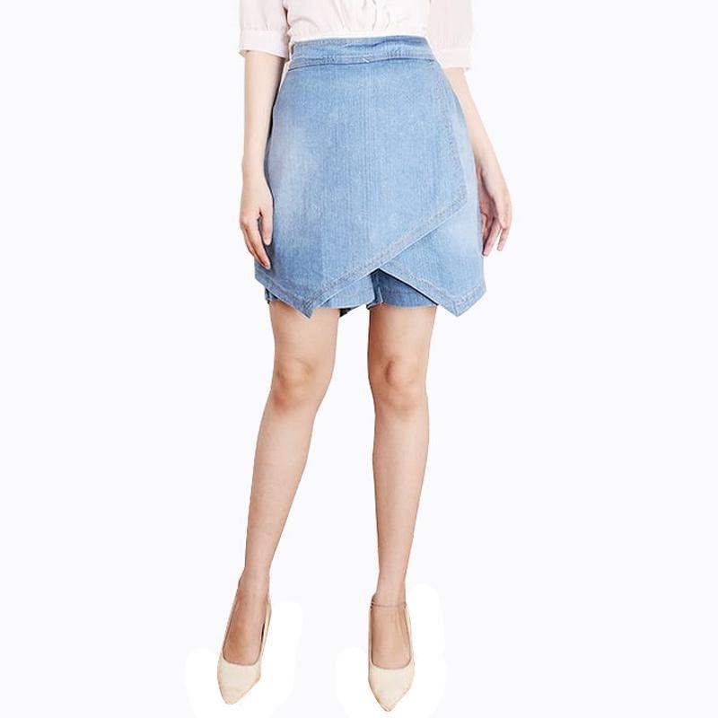 Miracle Shop Rok Celana Soraya Celana Pendek Hot Pants Wanita
