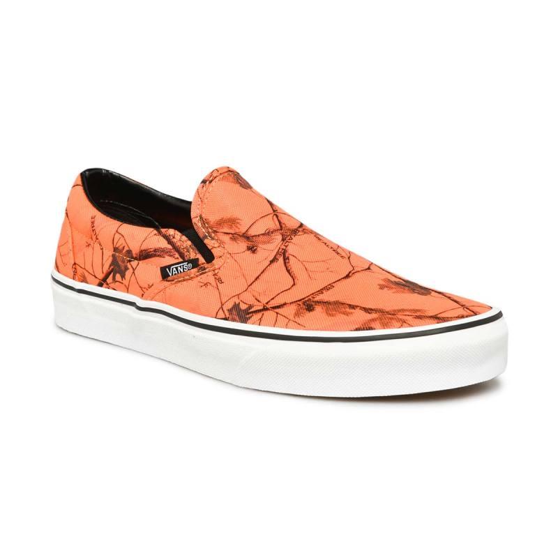 Vans Classic Slip On Realtree AP Sepatu Pria Blaze Camo