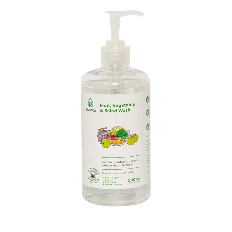 PURECO Sabun Cuci Buah Dan Sayur